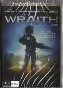 The Wraith - Charlie Sheen, Cassavetes - UK COMPATIBLE WORLDWIDE ALL REGION DVD