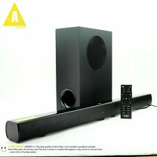 Bush 80W RMS 2.1Ch Sound Bar with Subwoofer