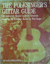 FOLKSINGER'S GUITAR GUIDE, 1962 (JERRY SILVERMAN, PETE SEEGER, JOAN BAEZ,
