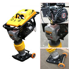 65hp 196cc Dirt Jumping Jack Tamping Rammer Tamper Plate Compactor Withepa Carb