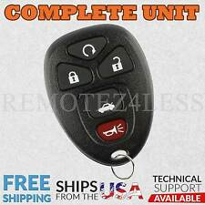 Replacement for Buick Chevy Pontiac Saturn Entry Keyless Remote Car Key Fob 5b