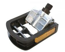 """ETC Folding Bike Cycle Pedals 9/16"""" Pedal Thread Alloy / Resin"""