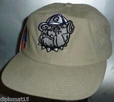 American Needle VINTAGE Snapback Cap NCAA Georgetown Hoyas 90s NOS NUOVO