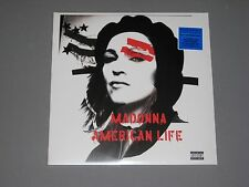 MADONNA  American Life 180g 2LP  gatefold New Sealed Vinyl (James Bond Theme)