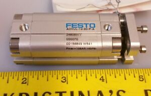 NEW Festo ADVUL-20-30-P-A PNEUMATIC Compact Cylinder 156863 FREE SHIP USA 🇺🇸