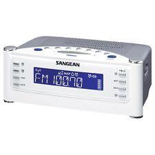 Sangean Rcr22 Am/fm Atomic 00004000  Clock Radio With Lcd Display (rs-330s) (sanrcr22)