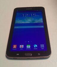 Samsung Galaxy Tab 3 (SM-T210R) 8GB - Wi-Fi - Gold Brown - Good Condition