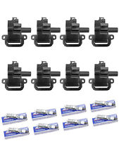 8 Ignition Coils and 8 AcDelco 41-962 Spark Plugs for GM LS1 LS6 97-05