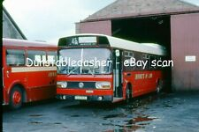 35mm BUS SLIDE: IRVINE LAW LEYLAND NATIONAL KVA563L