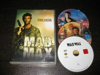 Mad Max (the Trilogy) DVD Mel Gibson