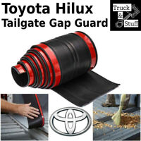 Toyota Hilux Tailgate Seal Gap Cover Guard Rubber Seal Rok Block