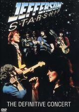 Jefferson Starship - Definitive Concert [New DVD] Widescreen