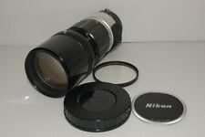 [Excellent +5]Nikon Nikkor-H Auto Non-AI 300mm f4.5 MF Lens From Japan L0014