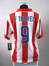 F. TORRES #9 BNWT Atletico Madrid Centenary Football Shirt Jersey 2003/04 (L)