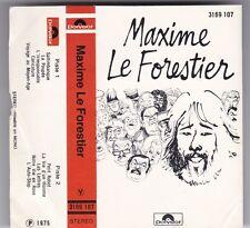 MAXIME LE FORESTIER -SAME/ - POLYDOR MC FRANCE AUDIO KASSETTE TAPE CASSETTE