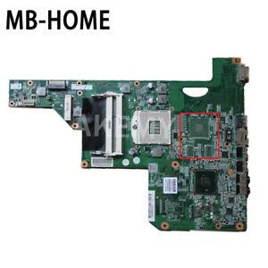 615849-001 605903-001 Motherboard For HP G62 G72 CQ62 HM55 UMA free i3 cpu