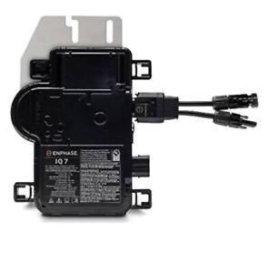 Brand New Enphase IQ7 Microinverter IQ7-60-2-US Free Shipping