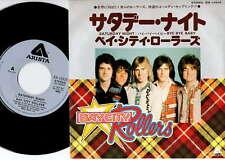 "Bay City Rollers - Saturday Night / Bye Bye Baby | 7"" Japan IER-10935"