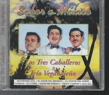 Sabor A Mexico by Los Tres Caballeros Y Trio Vegabajeno (CD 2011, Novoson)