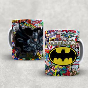 MARVEL BATMAN  ,MUG CUP GIFT CARTOON