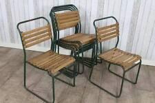 Dining Chairs Art Deco Original Antique Furniture