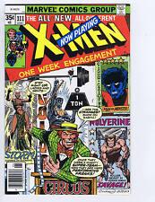 X-Men #111 Marvel 1978