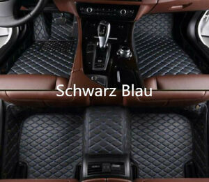 Fußmatten nach Maß fur Porsche Boxster, Boxster Spyder (Bj. 2004-2021)13 Farbe