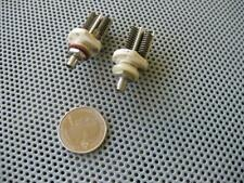Pair Heathkit 3 - 20 pf Variable Trimmer Capacitors