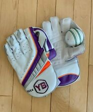 Cricket- Wicket keeping Gloves - Yb Blitz