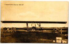 Cartolina Aviazione - L'Apparecchio Caproni 300 HP Non Viaggiata