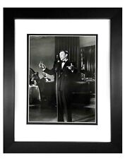 Frank Sinatra -  004  8X10  PHOTO FRAMED TO11X14