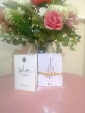DIOR J'ADORE in Joy EDP perfume 1ml sample & Gold ribbon bracelet🌺🎗BRAND NEW