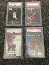 1996-97 Skybox Premium Michael Jordan PSA 10 LOT!! MEGA SICK MJ'S!! 🔥🔥🔥📈📈📈