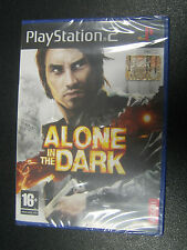 ALONE IN THE DARK   PS2  NUOVO SIGILLATO