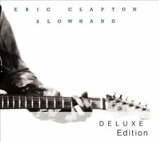 Slowhand [Deluxe Edition] [Digipak] by Eric Clapton (CD, Dec-2012, 2 Discs, Polydor)