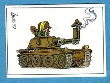 [GCG] STURMTRUPPEN - Corno 1977 - Figurina-Sticker - n. 167 -New