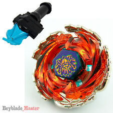 Fusion METAL Beyblade Masters BB94 TORNADO HERCULEO+BLUE STRING LAUNCHER+GRIP
