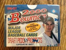 2000 BOWMAN DRAFT PICKS & PROSPECTS UPDATE Baseball set.** ADRIAN GONZALEZ RC**