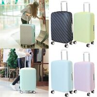 18-20 Inches Travel Luggage Cover Protector Elastic Suitcase Dustproof Bag Cover