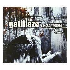 Sangre y Mierda GATILLAZO CD