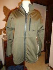 TAG OUTDOOR CLOTHING JACKET BROWN WITH CAMO SIZE M/M PREOWNED