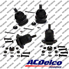 Front Upper Lower Ball Joint Set Suspension Kit For Chevrolet RWD Truck 02-93