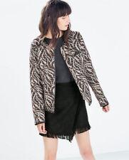 Zara Tweed Plus Size Skirts for Women