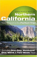 Book - Open Road's Best of Northern California: Your Passport to the Perfect