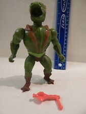 He-Man Masters of the Universe KOBRA KHAN Loose Complete Tight Legs Stands Holds