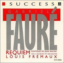 Fauré - Requiem CD