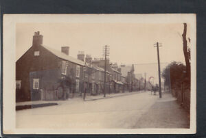 Leicestershire Postcard - Derby Road, Kegworth     RS24016