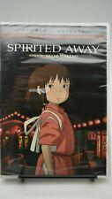 Studio Ghibli Spirited Away Dvd