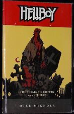 Hellboy The Chained Coffin Vol 3 Mike Mignola Dark Horse Comics 1st Edition 1998