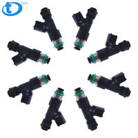 New Set of 8 Fuel Injectors For 07-09 Chevrolet GMC 5.3L V8 12594512 217-2436 US